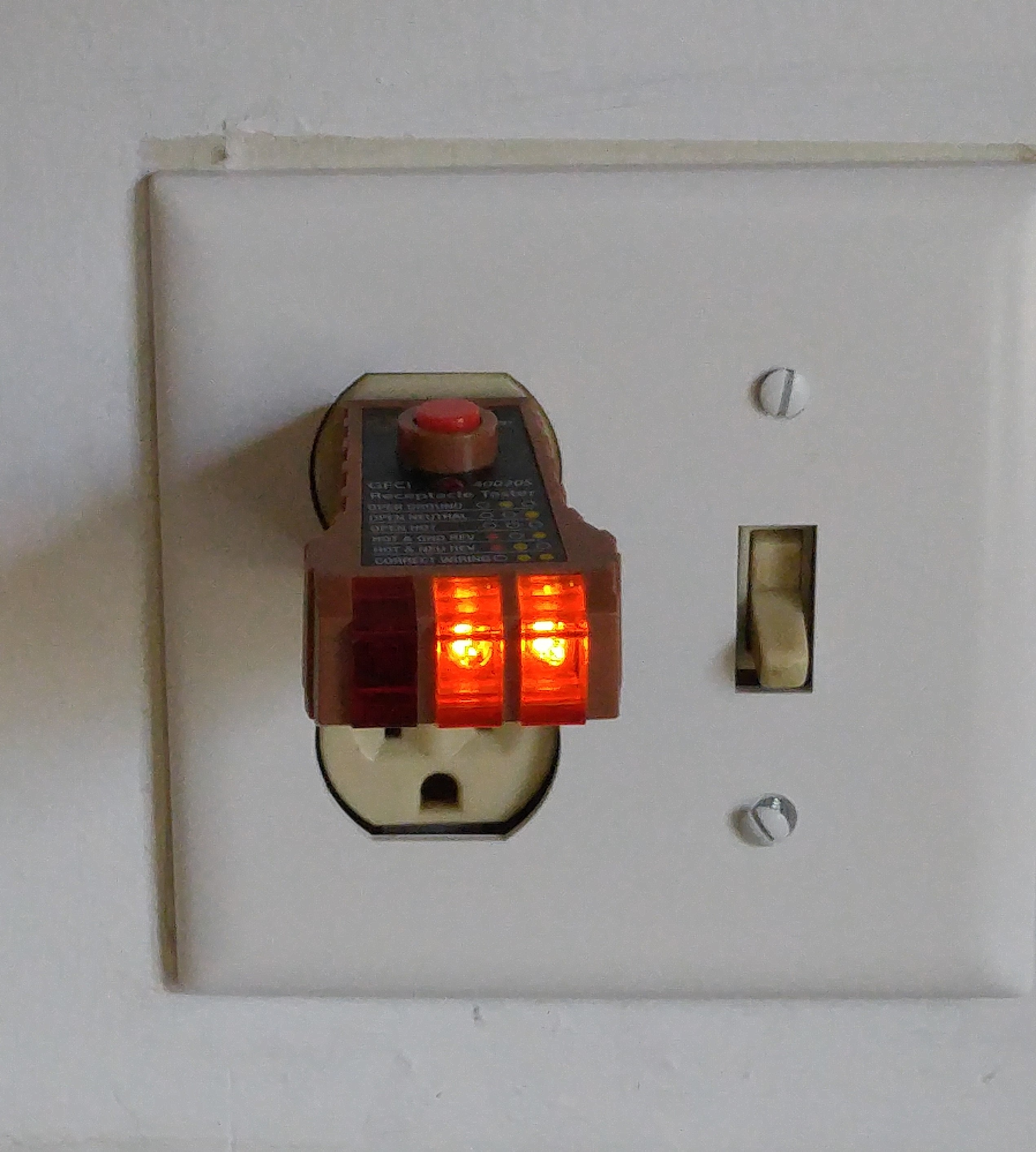Discover signs of dysfunctional gfci outlets b to b inspections gfci sciox Image collections